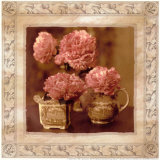 English Peony II Prints by JoAnn T. Arduini