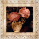 English Peony I Posters by JoAnn T. Arduini