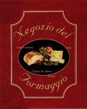 Negozio del Formaggio Prints by Catherine Jones