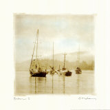 Harbor I Prints by Amy Melious