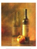 Sunset Wine II Prints by Fletcher Crossman