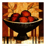 Crimson Harvest Prints by Constance Bachmann