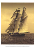 Under Sail II Prints by Frederick J. LeBlanc