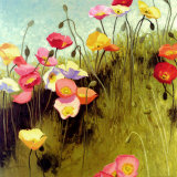 Meadow Suite II Prints by Shirley Novak
