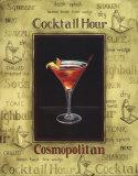 Cosmopolitan Prints by Gregory Gorham