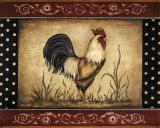 Cock-a-Doodle-Doo Plakaty autor Kimberly Poloson