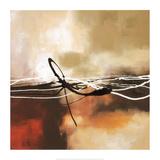Laurie Maitland - Kırmızı ve Haki Senfoni II - Sanat