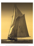 Under Sail I Posters by Frederick J. LeBlanc