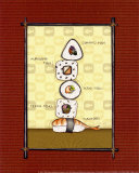 Sushi I Prints by Andrea Laliberte
