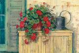 Nature morte du jardinier Art par Carol Rowan