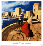 Encuentro Print by Didier Lourenco