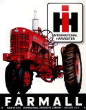 Farmall 400 Tin Sign