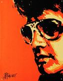 Elvis Tigerman Blechschild
