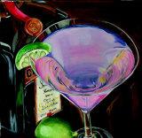 Martini: Cosmo Poster by Debbie DeWitt