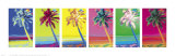 Pop Art Palms Posters by Jeremy Hoare