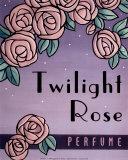 Rose in der Abenddämmerung (mit engl. Text) Kunstdruck von Louise Max