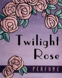 Twilight Rose Print by Louise Max