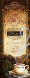 Coffee Shop Menu Plakaty autor Lisa Audit