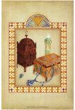 Moroccan Treasures I Posters by Vanna Lam