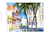 San Juan, Puerto Rico Prints by J. Presley