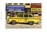 New York City Taxi, 46B2 Prints by Jennifer Goldberger