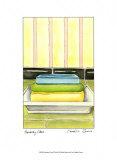 Squeaky Clean Print by Chariklia Zarris