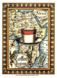 Exotic Coffee II Prints by Deborah Bookman