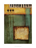 Sunset Fantasy I Giclee Print by Jennifer Goldberger