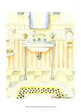 Urban Bath Posters by Chariklia Zarris