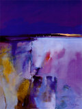 Blauer Horizont Kunstdrucke von Peter Wileman