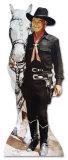 Hopalong Cassidy Lifesize Standup - Stand Figürler