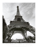 La Tour Eiffel, Paris Prints by Henri Silberman