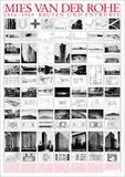 Bauten Und Entwurfe Reproducción por Mies Van Der Rohe