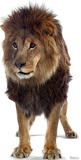 Talking Lion Lifesize Standup Poster Stand Up