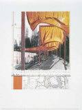 The Gates XXII Prints by Christo 