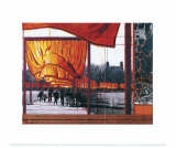 The Gates XXVI Print by Christo