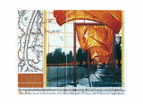 The Gates XV Posters af Christo