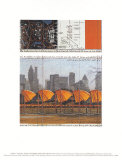 The Gates XXV Poster by Christo 