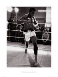 Muhammad Ali Training Foto