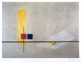 Konstruktionb-Z1922-23 Lámina por Laszlo Moholy-Nagy