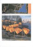 Das Tore-Projekt Poster von  Christo