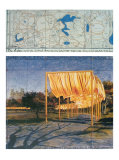 The Gates III Poster von Christo 