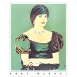 Princess Diana Collectable Print by Andy Warhol