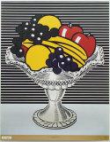 Roy Lichtenstein - Still Life with Crystal Bowl - Koleksiyonluk Baskılar