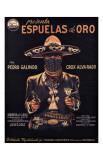 Classic Mexican Movie: Espuelas Giclee Print