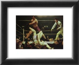 Dempsey & Fipro Prints by George Wesley Bellows