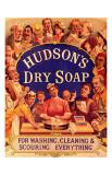 Hudson Soap Giclee Print