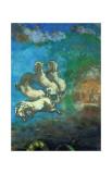 Apollo's Chariot Giclee Print by Odilon Redon