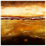 Sunset Print by Lisa Ridgers