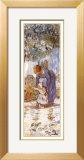 First Steps Print by Vincent van Gogh
